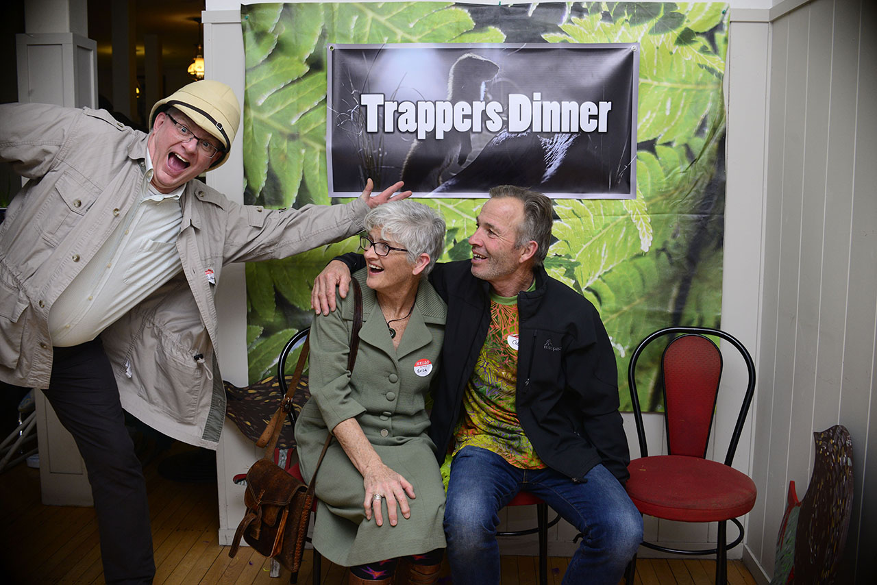 ©Neil Hutton _ Volunteers Trappers Dinner (2016)